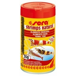 SERA SHRIMPS Natural .55gr