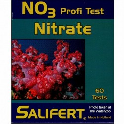 TEST ANALISIS NO3 NITRATE...